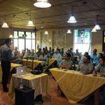 Funcionários do Grupo Acert recebem palestra motivacional